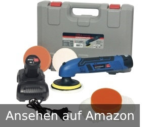 Dino XXL-Set Mini Akku Poliermaschine