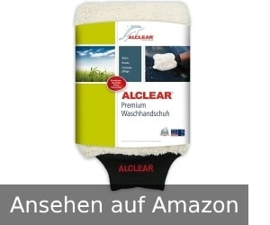 ALCLEAR Auto Waschhandschuh
