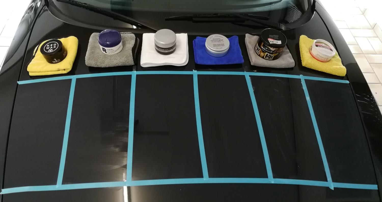 Autowachs Test